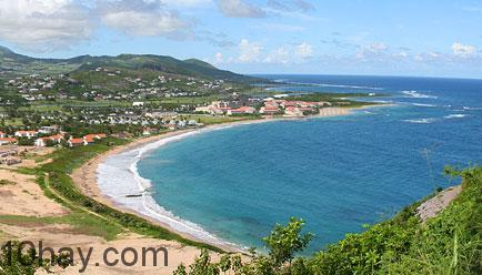 Nước Saint Kitts & Nevis