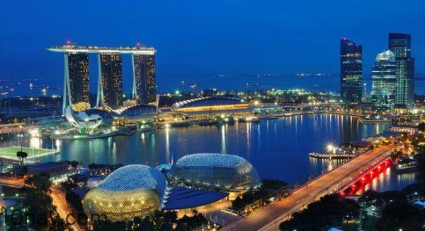 Marina Bays - Singapore