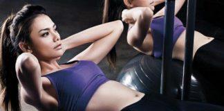 môn thể thao giúp thân hình cân đối