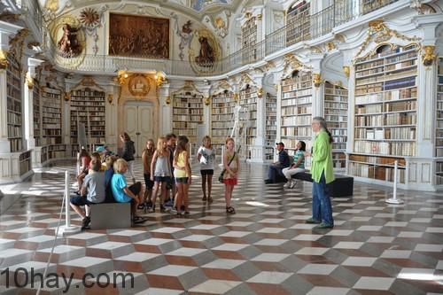Thư viện Admont Abbey