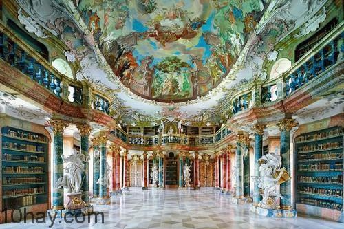 Thư viện của tu viện Wiblingen
