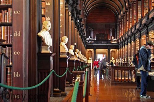 Thư viện trường đại học Trinity