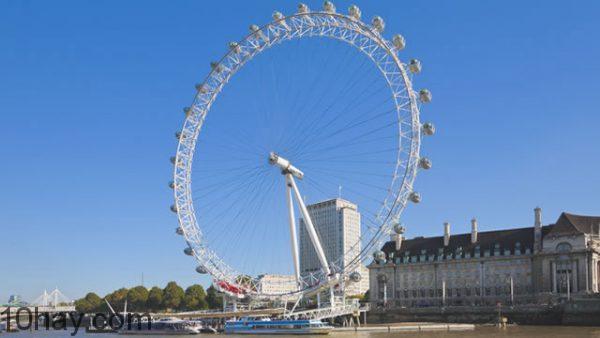 Top 10 danh lam thắng cảnh nổi tiếng nhất London_6