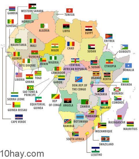 africa-flag