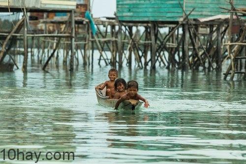 Bộ tộc người Bajau