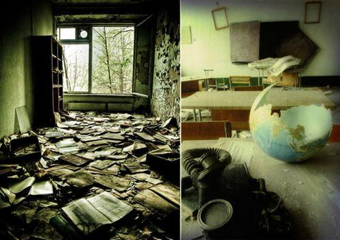 Thành phố ma Pripyat