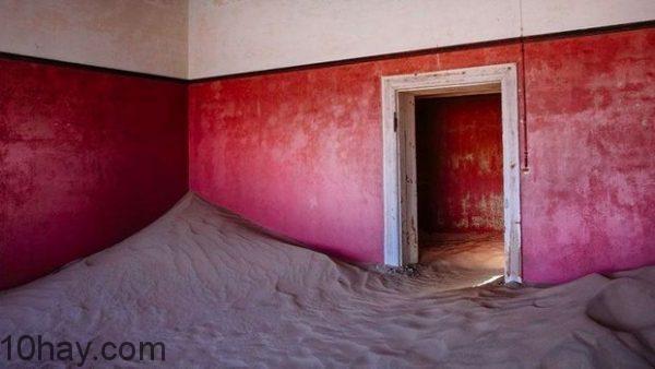 Thị trấn ma Kolmanskop