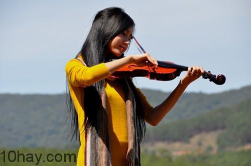 Nhạc cụ Violin