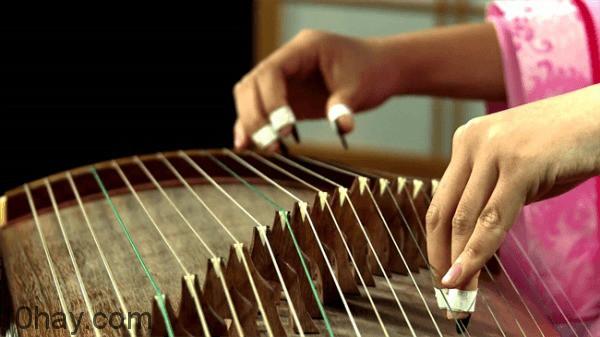 Nhạc cụ Đàn tranh