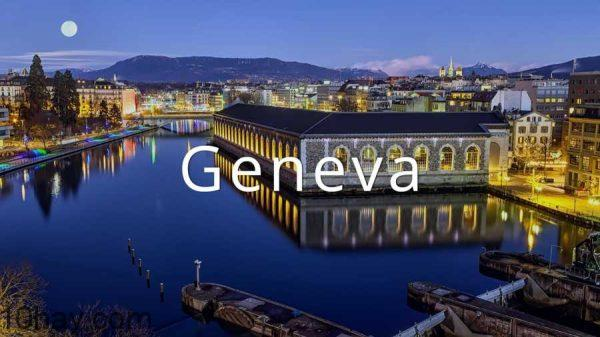 Geneva - Thụy Sĩ