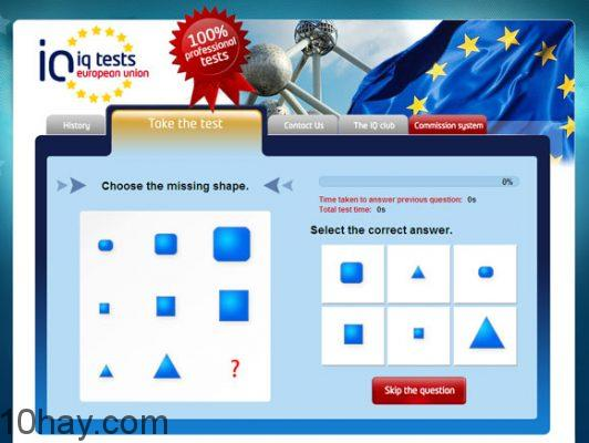 iq-test-european-union