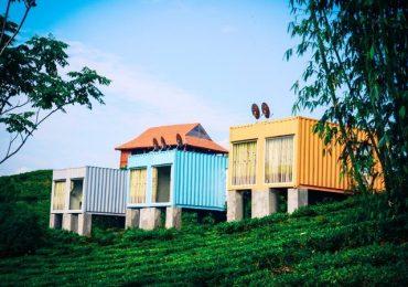 Khách sạn container (Mộc Châu)