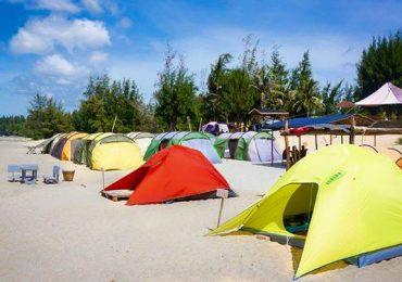 Khách sạn lều trại (Bình Thuận)