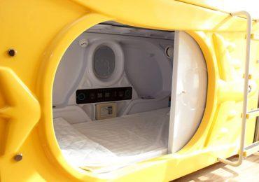 Khách sạn tổ ong (Nha Trang)
