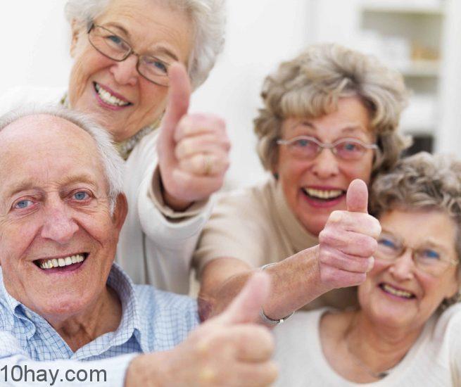 10 bệnh thường gặp người già