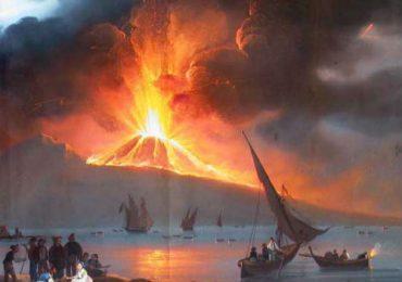 Đợt phun trào tại núi lửa Vesuvius