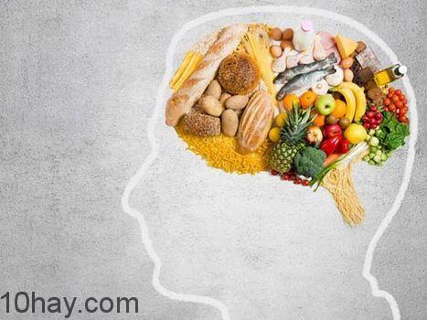 60% não bộ là chất béo