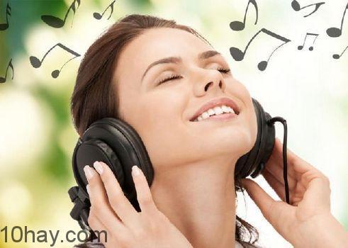 Nghe nhạc giúp làm giảm nguy cơ mắc bệnh trầm cảm
