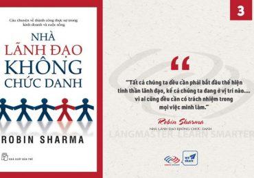Nhà Lãnh Đạo Không Chức Danh - Robin Sharma