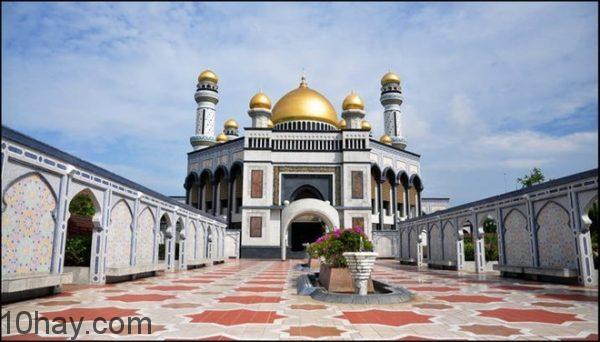 Nhà thờ hồi giáo ở Brunei