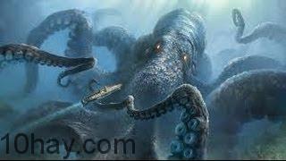 quái vật kraken