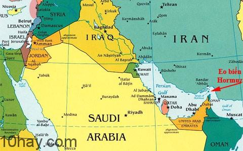 sa mạc Arap