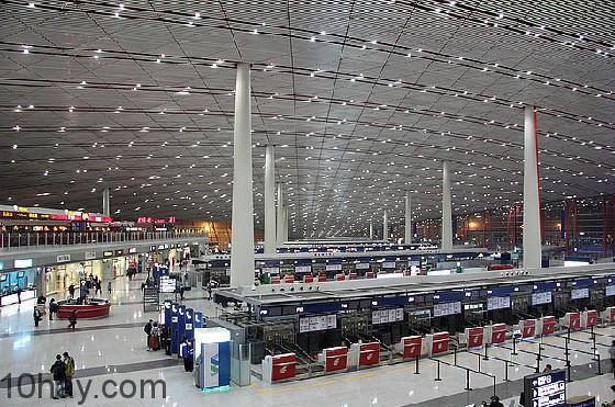 Sảnh nhà ga T2-sân bay Munich