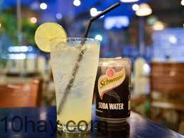 soda chanh muối