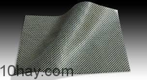 Nanospheres/Nano-Kevlar: