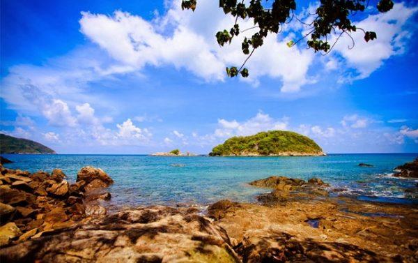 Bãi Đầm Trầu là bãi biển đẹp nhất Côn Đảo