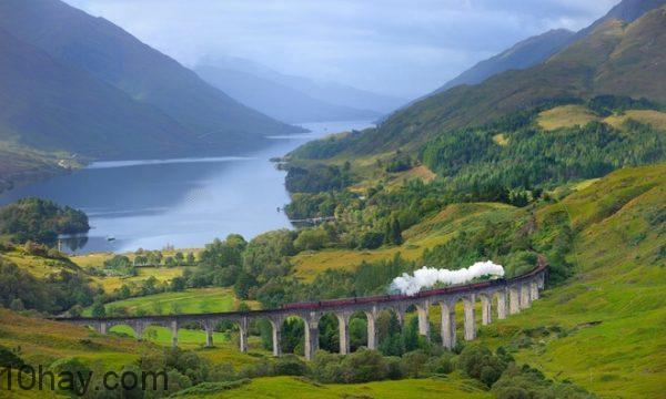 Đường đến Isles, Scotland
