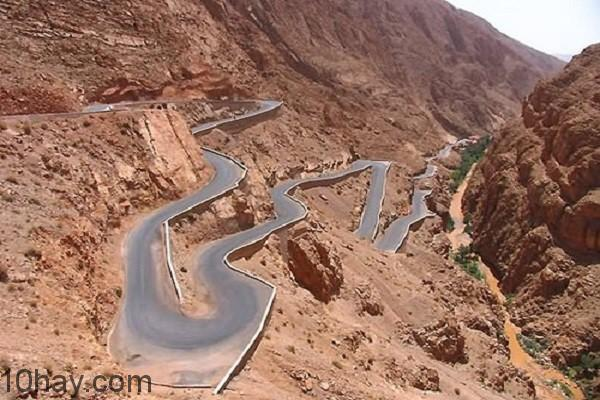 Đường Atlas Mountains