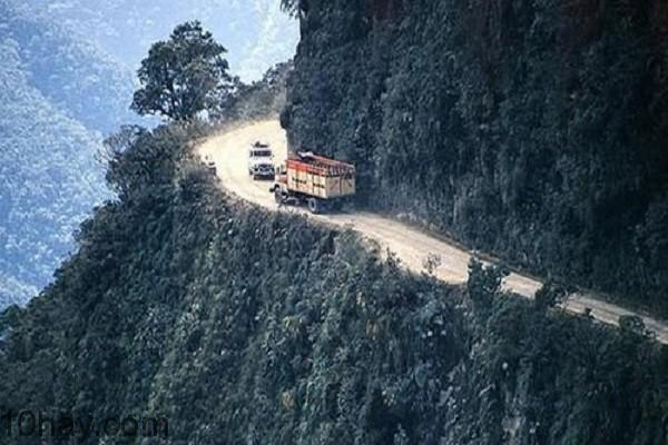 Đường Old Yungas