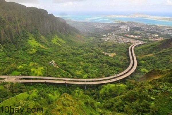 Đường cao tốc Kuhio, Hawaii