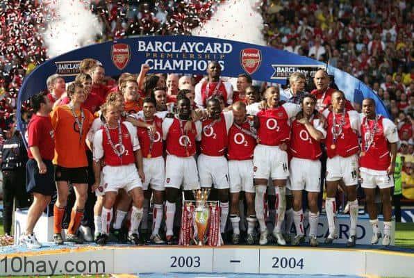 Đội tuyển bóng đá Arsenal