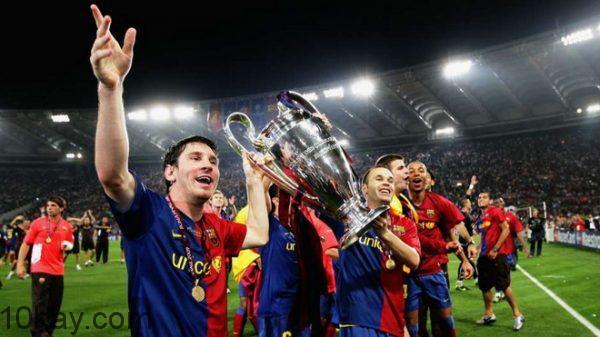 Đội tuyển bóng đá Barcelona (2009)