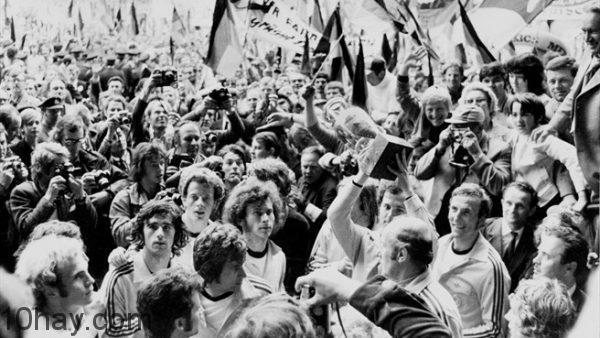Đội tuyển bóng đá Tây Đức (1972-1974)