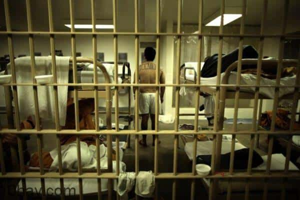 Một trại giam tư nhân ở Mỹ