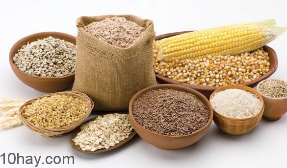 Sử dụng ngũ cốc nguyên cám giúp các sĩ tử tập trung.