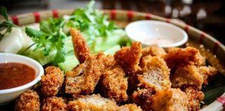 Quán ăn vặt ở Hà Nội
