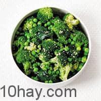 Bông cải xanh - thực phẩm giúp tăng cường trí tuệ, cung cấp nhiều vitamin K