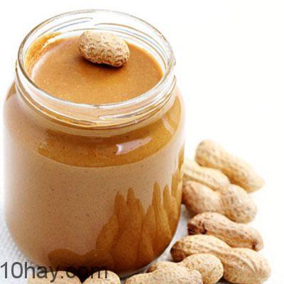 Bơ đậu phộng phong phú calorie & protein