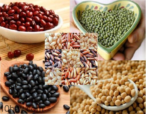 Ngũ cốc: thực phẩm tốt nhất để đạt được trọng lượng mong muốn