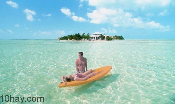 Belize - điểm đến hàng đầu tại châu Mỹ