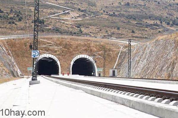 Đường hầm Guadarrama