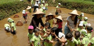 địa điểm vui chơi cho bé tại Hà Nội