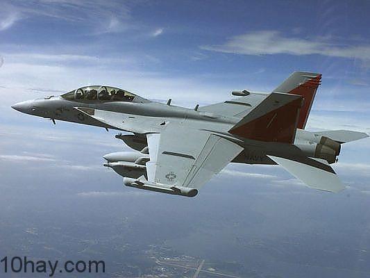 Boeing EA-18G Growler (102 triệu USD).