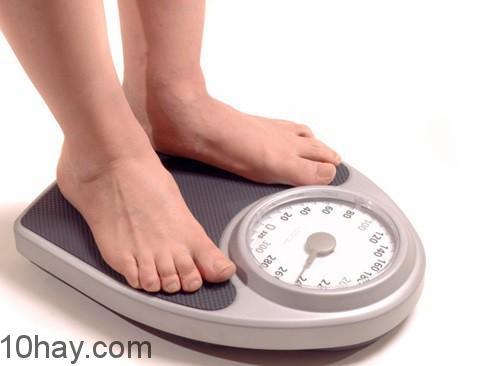Bệnh trầm cảm ảnh hưởng đến cân nặng
