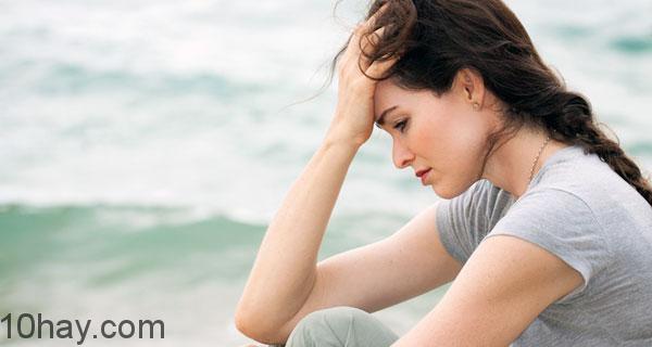 Bệnh trầm cảm thường gặp ở nữ