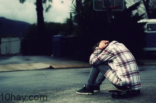 Buồn bã, chán nản